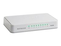 NETGEAR FS208 - commutateur - 8 ports - non géré - Ordinateur de bureau
