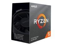 AMD Ryzen 5 2600X - 3.6 GHz - 6 núcleos
