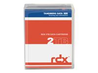 Tandberg Data Cartouches RDX 8731-RDX
