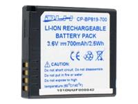 DLH Energy Batteries compatibles CP-BP819-700