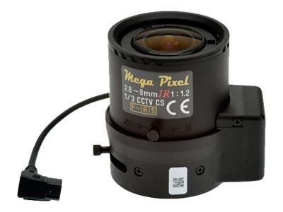 AXIS Megapixel - CCTV objektiv - varifokální - objektiv auto iris - 1/3