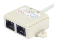 MCAD C�bles et connectiques/Connectique RJ 901840