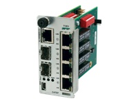 Transition Point System 4x T1/E1/J1 + 10/100 Ethernet Copper to Fiber Transport Mux