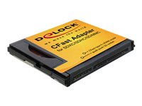 CFast Adapter for SDXC/SDHC/SD Memor, CFast Adapter for SDXC/SDH