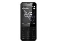 Nokia 230 Mobiltelefon microSDHC slot GSM 320 x 240 pixels RAM 16 MB