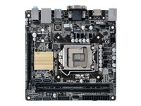 ASUS H110I-PLUS - carte-mère - mini ITX - LGA1151 Socket - H110