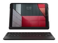 ZAGG nomad book - Keyboard and folio case - Bluetooth