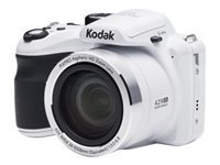 Kodak PIXPRO Astro Zoom AZ421 - Digital camera - compact - 16.15 MP - 720p / 30 fps - 42x optical zo