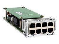 Netgear APM408P 8 x 10GBASE-T PoE+ Port Card
