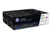 HP 131A CYM Tri-pack LaserJet Toner, HP 131A CYM Tri-pack LaserJ