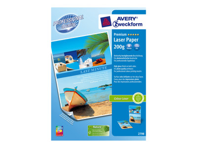 Avery Zweckform Premium Colour Laser Paper 2798