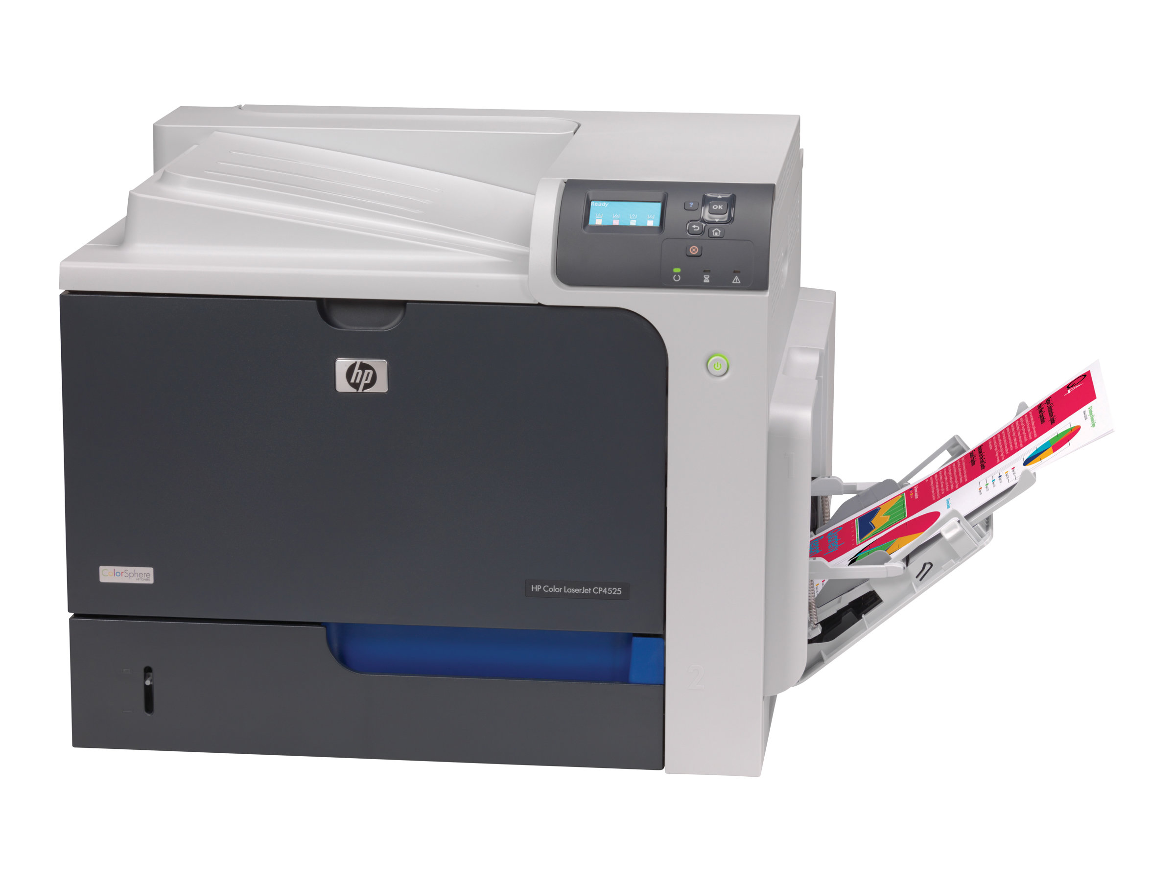 HP Color LaserJet Enterprise CP4025n - imprimante - couleur - laser