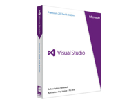 Microsoft Visual Studio Premium 2013 with MSDN