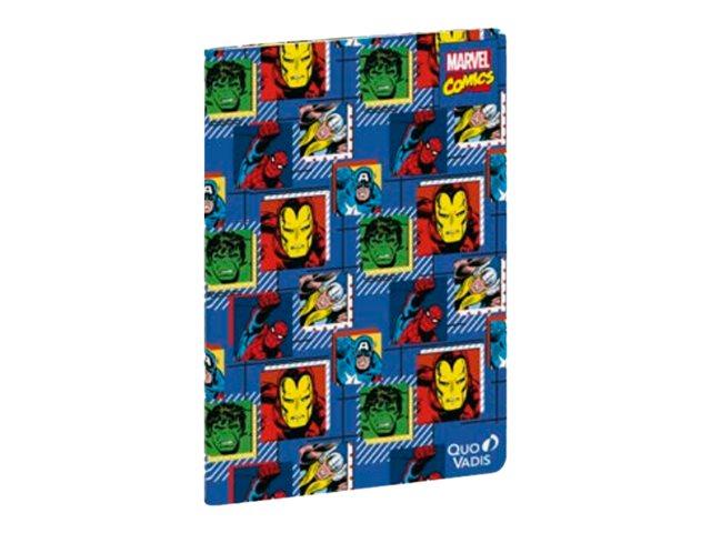 Quo Vadis Marvel Comics 21 - Cahier - 150 x 210 mm - 64 pages - ivoires - ligné