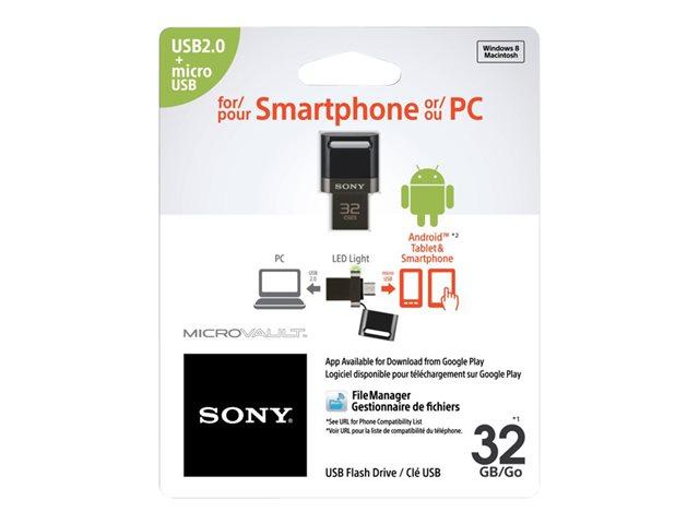 Sony Micro Vault Duo USM32SA1