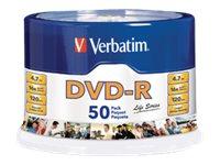 DVD-R 16x VER Camp 50pz (97176)