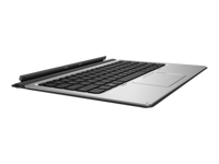 HP Travel Keyboard - Keyboard - with touchpad - US - dark gray - Smart Buy - for Elite x2 1012 G1