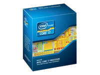 Intel Core i7 4820K 3.7 GHz 4 cores 8 tråde 10 MB cache LGA2011 Socket