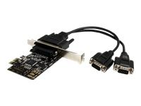 StarTech.com Cartes PEX2S553B