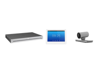 Cisco TelePresence System SX80 Codec, Precision 60 Camera, and Touch 10