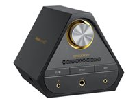 Creative Sound Blaster X7 Lydkort 24 bit 192 kHz 127 dB SNR 5.1