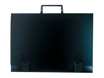 Exacompta Portfolio suitcase with handle Spine - étui pour documents