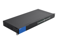 Linksys  Solutions Filaires LGS124P-EU