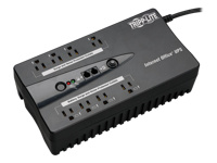 Tripp Lite UPS 550VA 300W Desktop Battery Back Up Compact 120V USB RJ11 PC