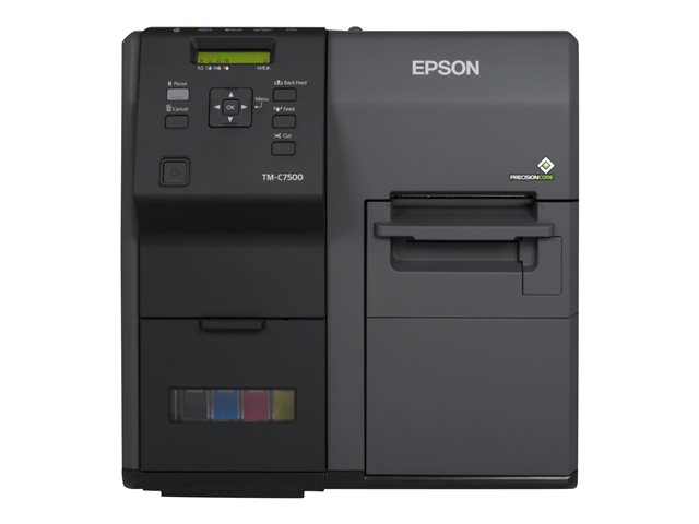 Image of Epson ColorWorks TM-C7500 - label printer - colour - ink-jet