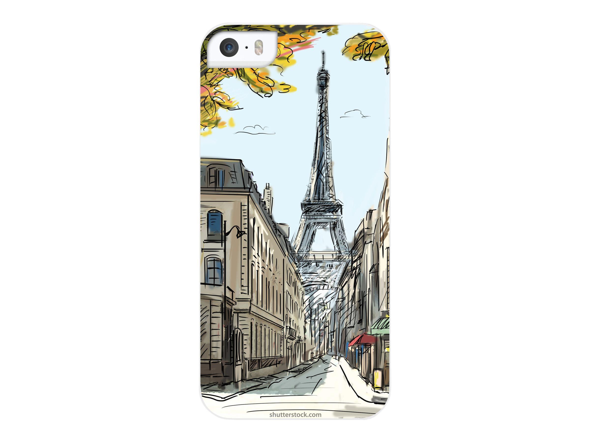 Muvit Paris Drawing coque de protection pour téléphone portable