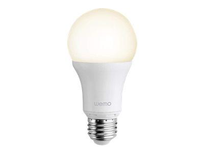 BELKIN WEMO SMART BOMBILLA LED FORMA  A19 E27 9.5