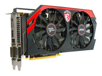 MSI N760 TF 4GD5/OC