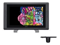 Wacom Cintiq 22HD Touch - Digitizer w/ LCD display - 47.9 x 27.1 cm