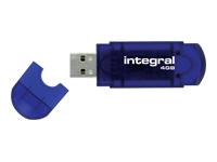 Integral EVO - clé USB - 4 Go