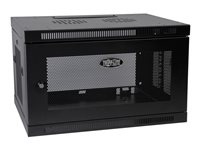 Tripp Lite SmartRack 6U Low-Profile Switch-Depth Wall-Mount Rack Enclosure Cabinet - Rack - armario