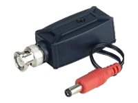 SC&T TTP111VP3 Video and Power Transceiver for AC24V Camera - Video extender - up to 300 m