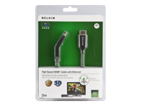 Belkin High Speed HDMI Cable - HDMI avec câble Ethernet