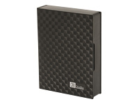 WiebeTech DriveBox Anti-Static Drive Case for bare drives