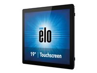 """Elo Open-Frame Touchmonitors 1937L IntelliTouch - LCD monitor - 19"""" - open frame - touchscreen - 1280 x 1024 - 225 cd/m² - 800:1 - 5 ms - VGA - black, steel"""