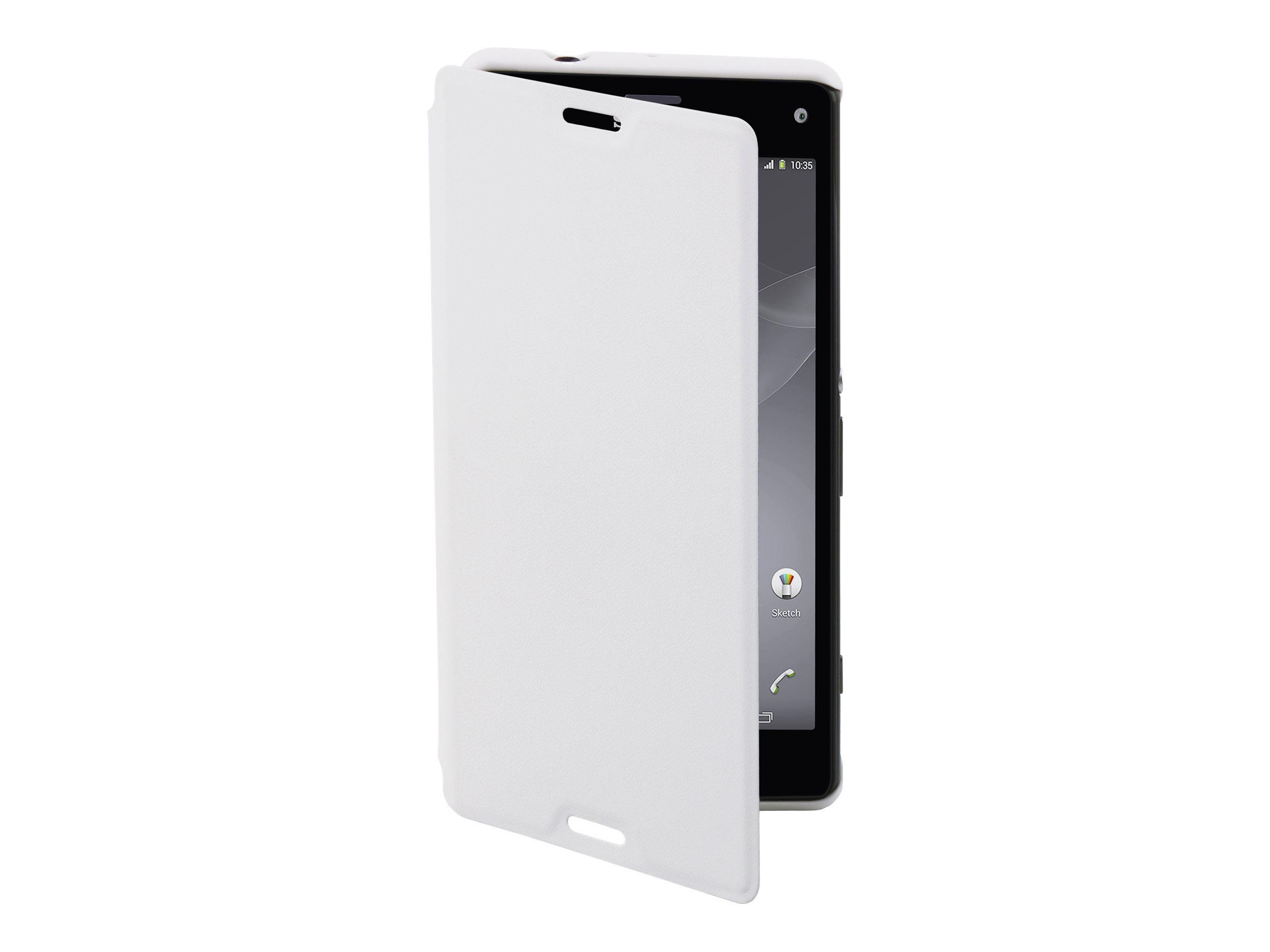 Muvit MFX Easy Folio Case protection à rabat pour téléphone portable