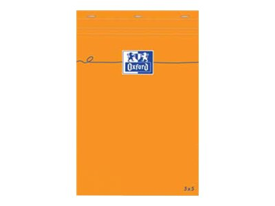 Oxford Bloc Orange - notes de bloc