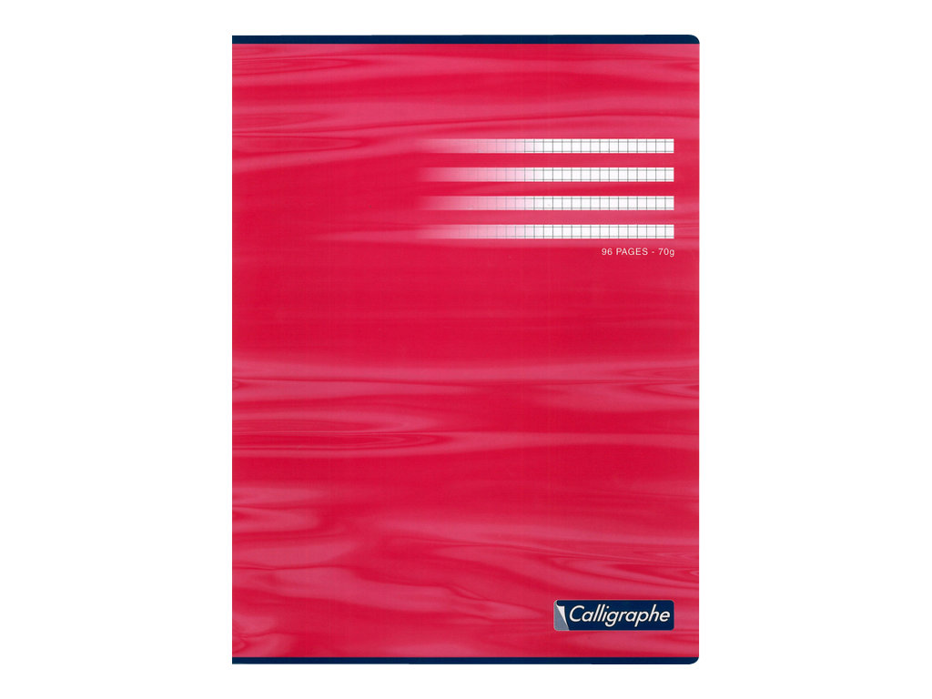 cahier 96 pages 24×32