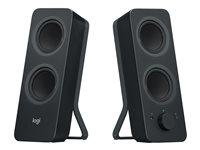 Logitech Z207 Bluetooth Computer Speakers - Altavoces - para PC