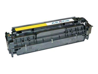 Armor K15582 - pack de 1 - 1 - jaune - remanufacturé - cartouche de toner (équivalent à : HP 305A)