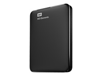 WD Elements Portable WDBUZG0010BBK - disque dur - 1 To - USB 3.0