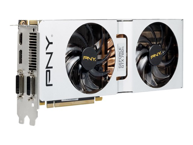 PNY XLR8 GeForce GTX 780 Ti OC Pure Performance
