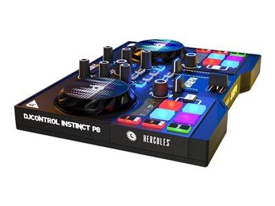 Hercules DJ Control Instinct P8 - Ovladač DJ