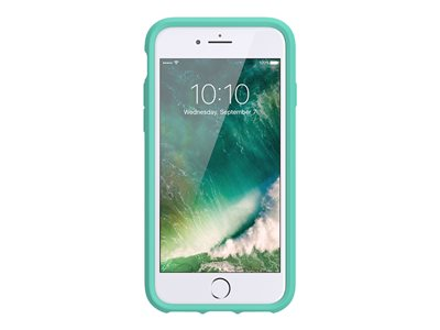 Griffin Survivor Journey - Back cover for cell phone - rugged - polycarbonate, thermoplastic polyurethane - white, mint - for Apple iPhone 7