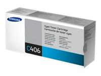 Samsung Cartouche toner CLT-C406S/ELS