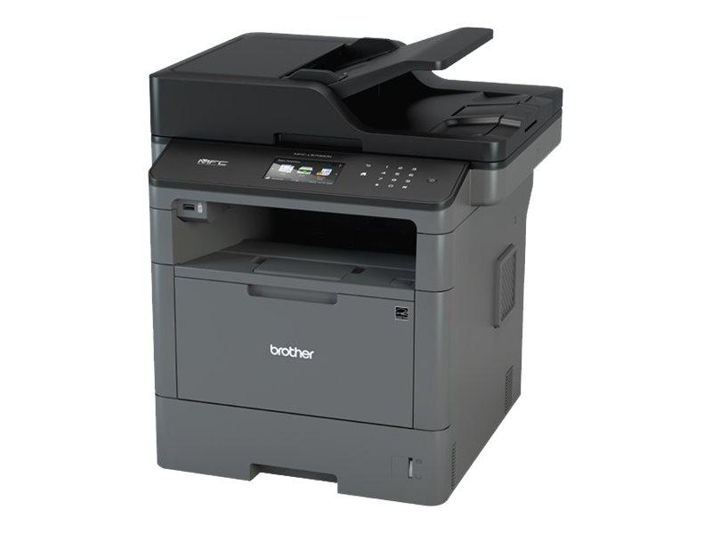 Brother MFC-L5700DN - imprimante multifonctions (Noir et blanc)